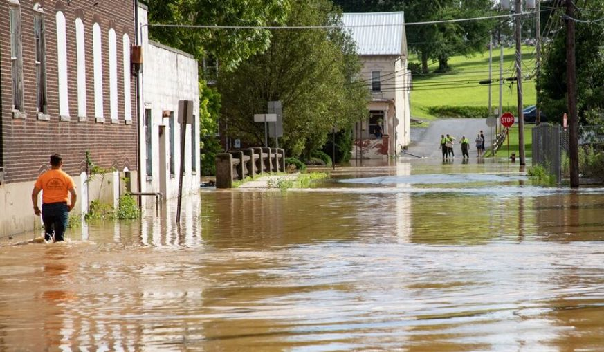 When do we need water pumping?